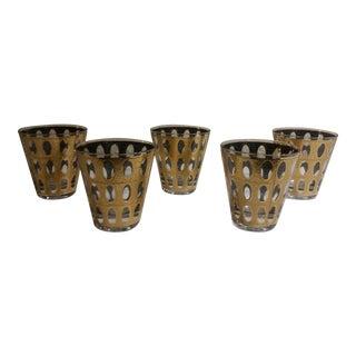 Culver Cocktail Glasses - Set of 5