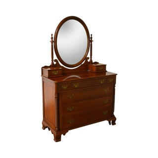 Willett of Wildwood Solid Cherry Dresser w/ Mirror