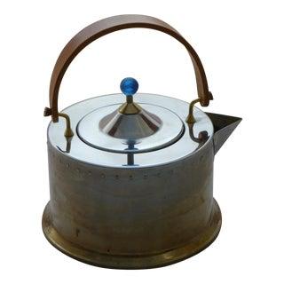 Vintage Carsten Jorgensen Danish Modern Bodum Osiris Teapot