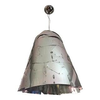 Edra Campana Aluminium Pendant