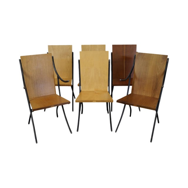 Rob Hare Klismos Essex Dining Chairs - Set of 6 - Image 1 of 10