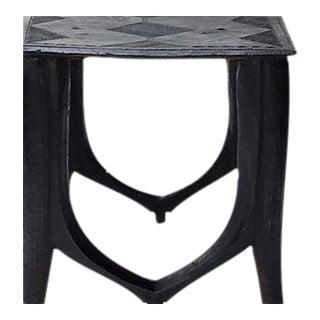 Vintage African Senufo Wood Table