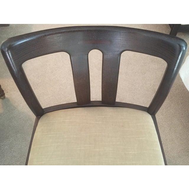 2 Mid-Century Danish Chairs -Mobelfabrik - Image 8 of 8