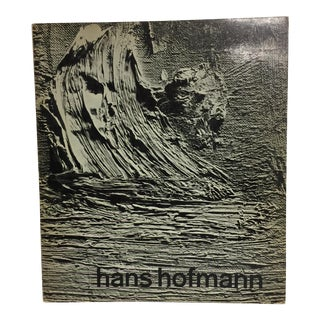 1963 Hans Hofmann Museum of Modern Art Book