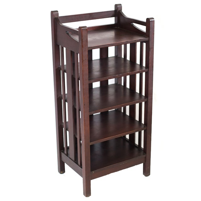 Stickley Brothers Magazine Stand - Image 1 of 5