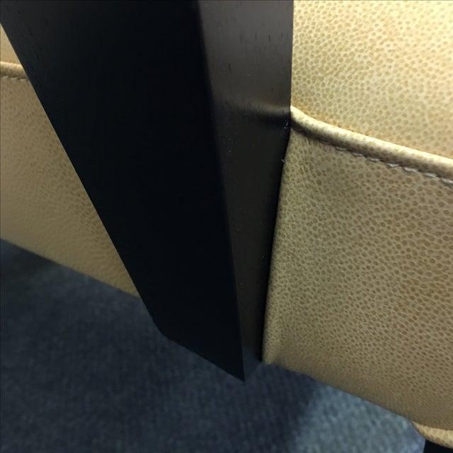 Dakota Jackson Ocean Leather Chair - Image 9 of 10