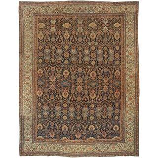 "Antique Fereghan Carpet - 15'11"" x 12'4"""