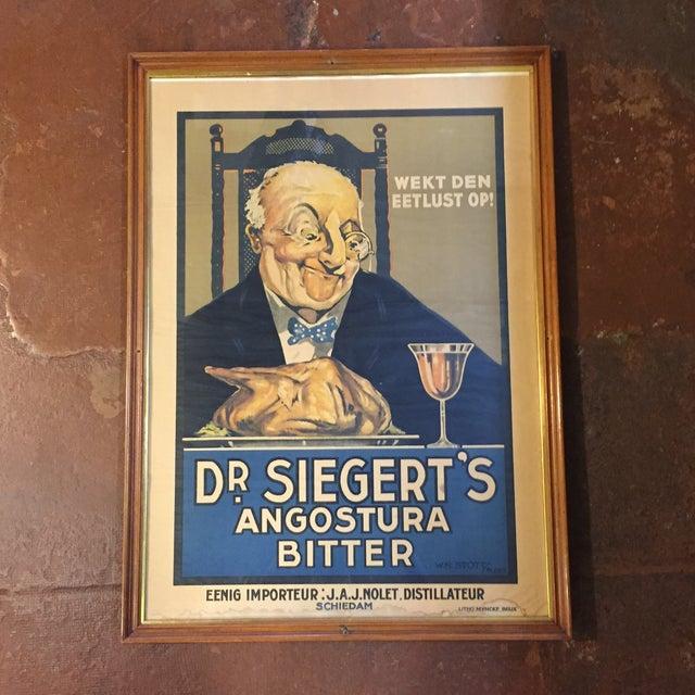 Antique German Advertising 19th C. Print - Image 2 of 8