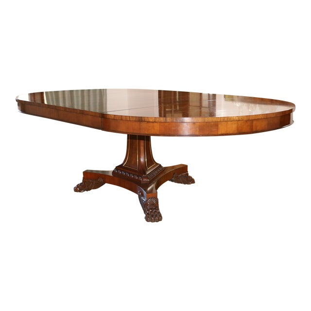 Baker Dining Room Table - Image 1 of 11