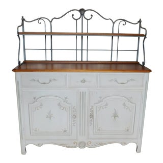 Ethan Allen Legacy Painted French Sideboard