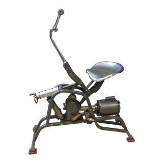 Vintage Exercycle Automatic Exercise Machine