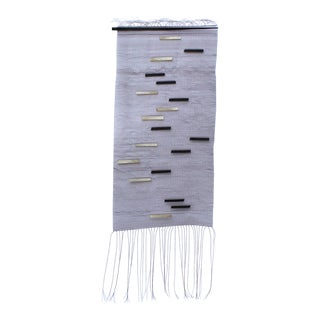 Modern Woven Textile