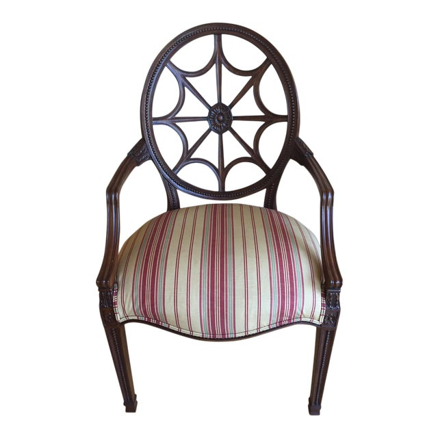 Cristal Chair From Ethan Allen - Image 1 of 6