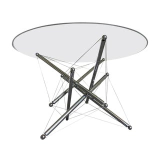 "Theodore Waddell for Cassina ""Tensegrity"" Table"