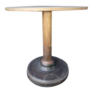Copper Top Round Table