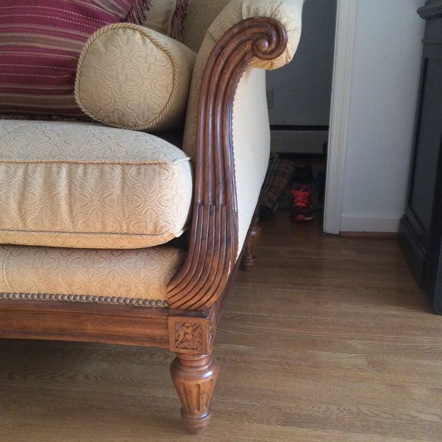 Thomasville Custom Sofa - Image 5 of 7