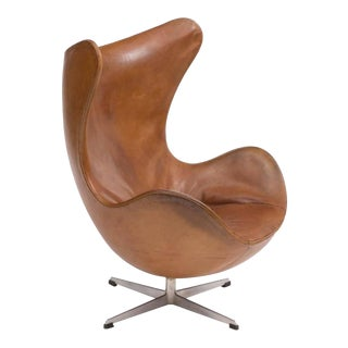 First Edition Egg Chair by Arne Jacobsen, Denmark, 1959