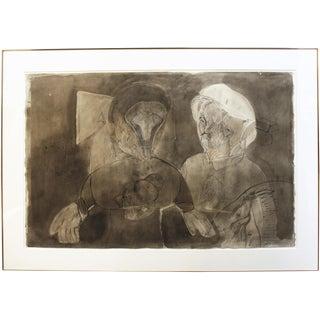 """""""Maria De Lekunberri Y El Inquisidor General"""" by Jose Luis Cuevas"""