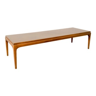 Mid Century Lane Walnut Coffee Table - 2 Available