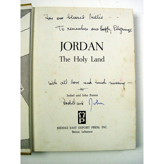 Mid-Century 'Jordan: The Holy Land' Book - Image 4 of 8