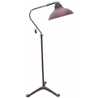 Desert Air Maker Industrial Floor Lamp