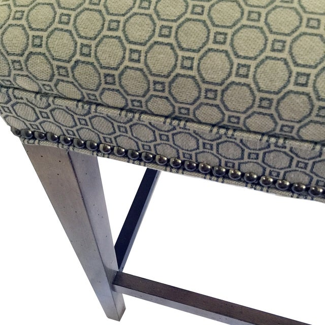 Wesley Hall Dylan Counter Stools - Set of 3 - Image 3 of 5