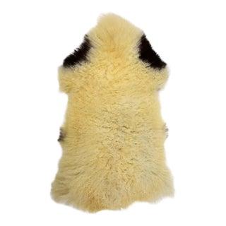 "Handmade Sheepskin Rug - 2'4"" X 4'0"""