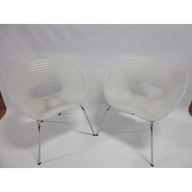T-Vac Chairs by Ron Arad for Vitra - A Pair - Image 2 of 10