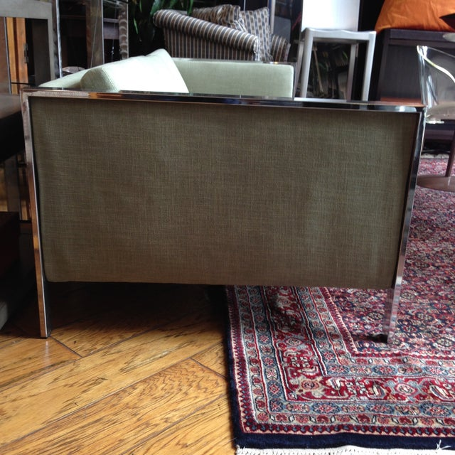 Mid-Century Milo Baughman Sofa - Image 7 of 11