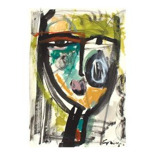 """Lesley Grainger """"Maya"""" Original Face Painting"""