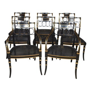 Baker Governor Alston Chairs - Set of 8