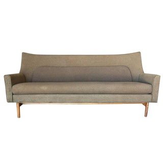 "Paul McCobb ""Pagoda"" Style Arched Sofa"