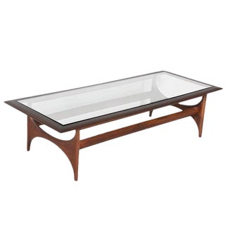American Mid-Century Modern Coffee Table