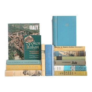 Journey Through Italy Collection, S/15