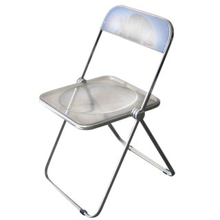 "Giancarlo Piretti ""Plia"" Chair for Castelli"