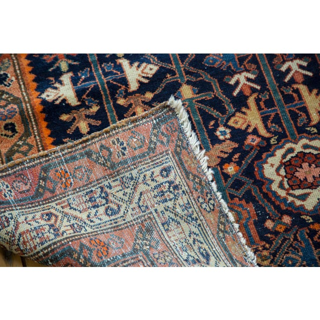 """Colorful Antique Malayer Rug - 4'2"""" X 6'6"""" - Image 7 of 10"""