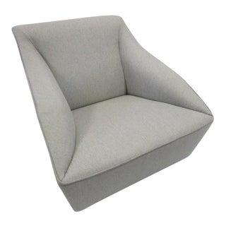 Gray Molteni Doda Low Armchair