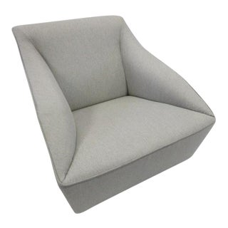 Gray Molteni Doda Low Armchair