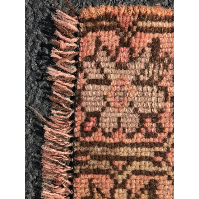 """Antique Persian Malayer Rug - 2'3"""" x 3' - Image 8 of 11"""