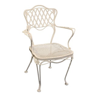 Woodard Florentine Patio Chairs-Set of Four