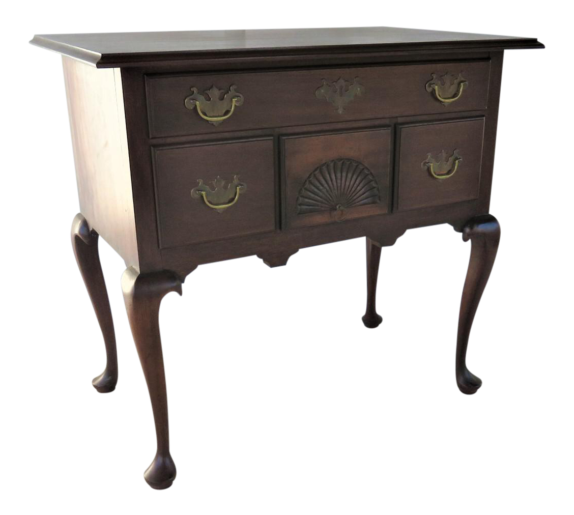 henry ford museum queen anne lowboy