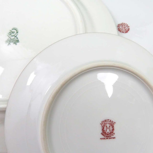 Vintage Mismatched Fine China, 5 Pc Place Setting - Image 6 of 10
