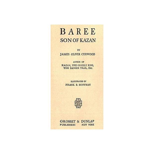 Baree Son of Kazan Book - Image 2 of 3