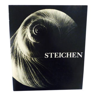 "Edward Steichen ""A Life in Photography"" Art Book"