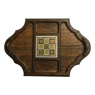 Vintage Georges Briard Cheese And Relish Board