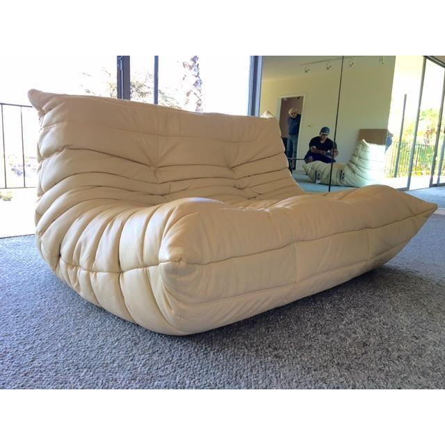 Vintage Ligne Roset Togo Sofa Set - Image 3 of 6
