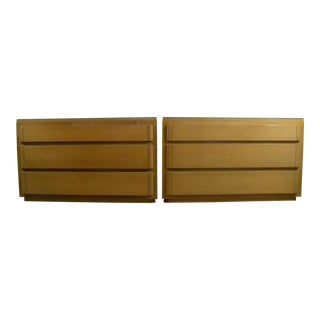 Vintage Drexel R Way Chests- A Pair
