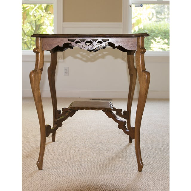 Wooden Occasional Table - Image 3 of 5
