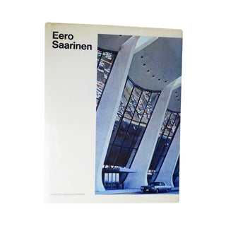 Eero Saarinen, 1971, First Edition