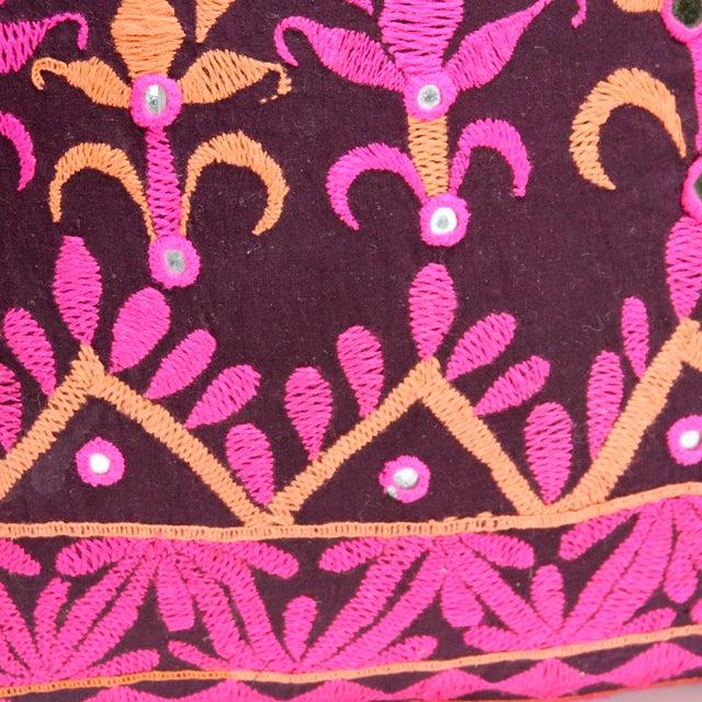Image of Janna Mathuravati Square Pillow